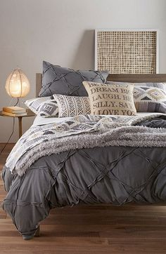 Nice 30+ Bedding Grey For Your Room https://architecturemagz.com/10-bedding-grey-for-your-room/