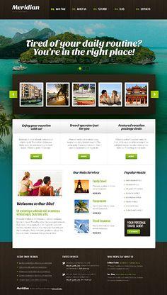 Website Template #40959