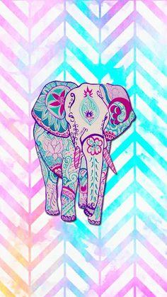 Pin de monica andreina ochoa en 3 en 2019 elephant wallpaper, elephant back Backgrounds Girly, Cute Wallpaper Backgrounds, Wallpaper Downloads, Mobile Wallpaper, Cute Wallpapers, Iphone Wallpaper, Elephant Wallpaper, Elephant Artwork, Elephant Love