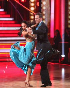 Dancing With The Stars Season 14 Spring 2012 William Levy and Cheryl Burke Quickstep