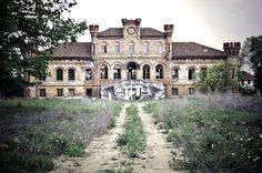 ABANDONED MANSION by Filippo Reviati #ad #ad