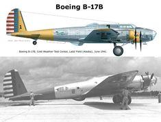 Boeing Fortress B-17B