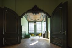 Gallery of Institute of Advanced Study of the University of Amsterdam / HOH Architecten - 1