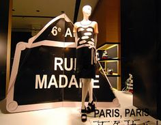 Sonia Rykiel - Feb. 2014 Paris - via mesvitrinesnyc.blogspot.it