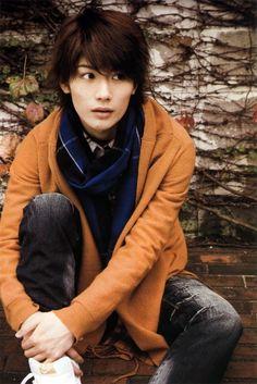 Miura Haruma | Japanese men's fall fashion