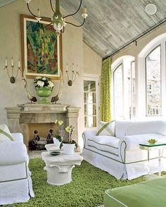 Lisa Mende Design: Lawrence Boeder Makes Me Lime Green with Envy....