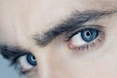 Jared Leto and his beautiful blue eyes