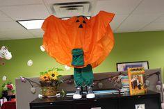 20 best halloween office decor images halloween crafts, halloweenoffice decorations for halloween office decorations, halloween decorations, halloween ideas, office cube