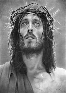My savior Jesus Christ