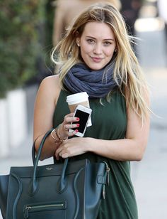 I think this is Hillary duff! She's so different! Ahh! I miss her!