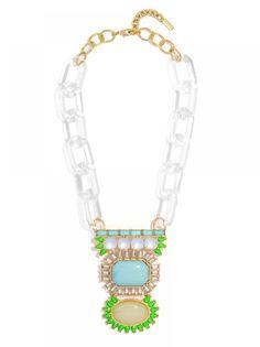 The Shoshanna Amulet-Neon