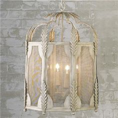 dining rm, 2 island or breakfast rm   Olde World Acanthus Leaf Lantern (2 finishes!)