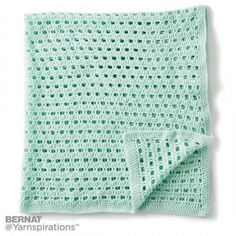 Free Easy Crochet Blanket Pattern