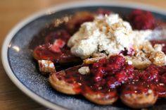 Brunch Ideas, Cafe Restaurant, Hot, Melbourne, Restaurants, Bridge, Breakfast, Cafes, Morning Coffee