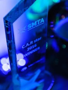 Fife Autocentre proudly picked up C.A.R (Community Activity Recognition) star 2016 award from S.M.T.A