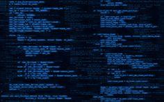 Source code wallpaper