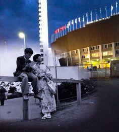 Helsinki Olympic Stadium. Timera Photo 1952-2014