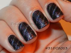 Polish. Glitter. Rock & Roll!: 31DC2013 - Inspired by a Color