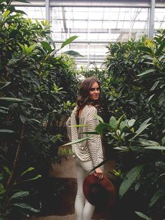 Glasshouse Euphoria: Connect With Nature | Free People Blog #freepeople