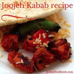 NICE Joojeh Kabab Recipe