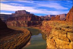 The Grand Canyon!!! I want to go there!