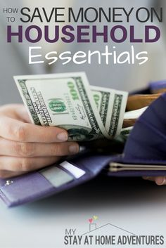 How to Save Money on Household Essentials - Managing a household on a budget can…