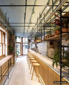 """OPSO Restaurant By K-studio References """"outdated Athenian Eateries"""" - http://www.theikea.com/interior-design-ideas/opso-restaurant-by-k-studio-references-outdated-athenian-eateries.html"""