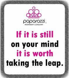 Take the Leap - Paparazzi jewelry image Paparazzi Display, Paparazzi Jewelry Displays, Paparazzi Accessories, Paparazzi Jewelry Images, Paparazzi Photos, Paparazzi Logo, Paparazzi Fashion, Opportunity Quotes, Jewelry Quotes
