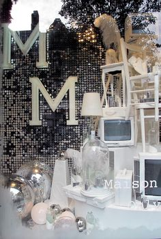@MMM_Official #MMM #MaisonMartinMargiela #VM #VisualMerchandising @Selfridges #Design