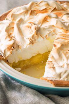 This is the ultimate lemon meringue pie recipe. The classic blend of zesty lemon…
