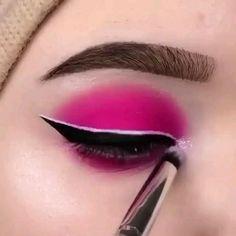Pin Up Makeup, Makeup Goals, Pretty Makeup, Makeup Inspo, Makeup Art, Makeup Inspiration, Beauty Makeup, 50s Makeup, Crazy Makeup
