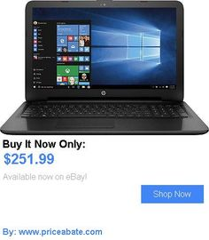 Computers Tablets Networking: 15.6 Laptop - Amd A6-Series - 4Gb Memory - 500Gb Hard Drive BUY IT NOW ONLY: $251.99 #priceabateComputersTabletsNetworking OR #priceabate