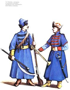 пехота (polish infantry musketeers)