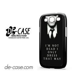 My Chemical Romance Lyrics DEAL-7536 Samsung Phonecase Cover For Samsung Galaxy S3 / S3 Mini