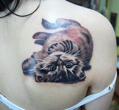 #cat #tattoos