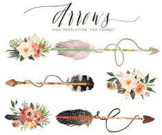 Image result for arrow clip art artsy