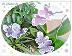 Le Ghirlande: Le farfalle prendono il volo... Butterfly Crafts, Plant Leaves, Crafts For Kids, Plants, Crafts For Children, Kids Arts And Crafts, Plant, Kid Crafts, Craft Kids
