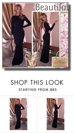 """""""DesirVale 16"""" by ramiza-rotic ❤ liked on Polyvore featuring Giuseppe Zanotti"""