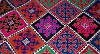 rug from  Kyrgyzstan