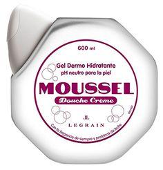 Moussel - Douche Crème - Gel de baño hidratante - 600 ml