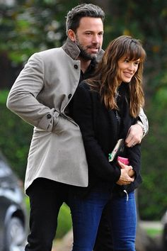 Jennifer Garner and Ben Affleck The Affleck image is so well cultivated. Who would have thought of the many stories that surround his life? http://celebzis.com/ben-affleck-wants-to-be-halle-berrys-next-husband/ Read more on our website.