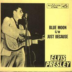 Blue Moon:  Elvis Presley's Most Unlikely Song