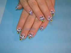 Piano nails