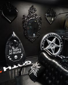 "4,474 Likes, 18 Comments - Blackcraft Cult (@blackcraftcult) on Instagram: ""Our storefront is open 7 days a week from 12-7pm! Lots of @blackcraftfurniture available…"""
