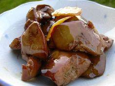 鶏レバーのふっくらつや煮の画像 冷蔵→2〜3日 冷凍→真空状態で1カ月ほど