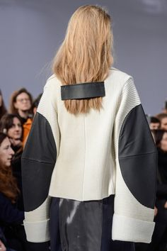 with your clothing by maison martin margiela  I like the sleeve shape