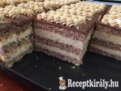 Prăjitura Felie cu nucă – un desert pe care trebuie să-l prepari măcar o dată! Romanian Desserts, Hungarian Recipes, Hungarian Food, Oreo Cupcakes, Cake Bars, Holiday Dinner, Cookie Recipes, Deserts, Good Food