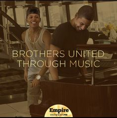 Empire - Hakeem & Jamal.