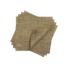 Chilewich Bark Square Basketweave Placemat (49 SAR) ❤ liked on Polyvore featuring home, kitchen & dining, table linens, chilewich placemats, chilewich place mats, chilewich, chilewich table mats and square table linens