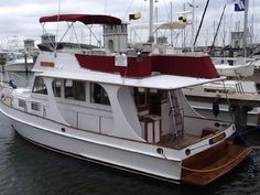 1990 Grand Banks 36 Europa Power Boat For Sale - www.yachtworld.com